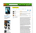 ANNABEL FREARSON, I, Frankenstein review Rotten Tomatoes, 2014