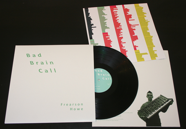 Bad Brain Call: vinyl
